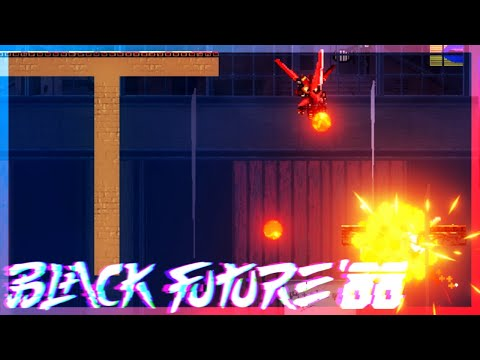 Feeling A Little Dumb Right About Now | Black Future '88 Gameplay [4K]