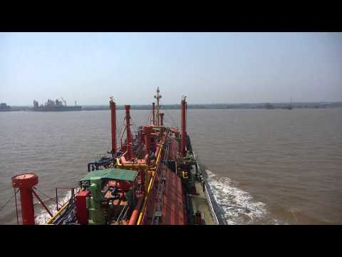 "LPG:C ""GAS CRYSTAL"" DEMOLITION ALANG INDIA VESSEL BEACHING"