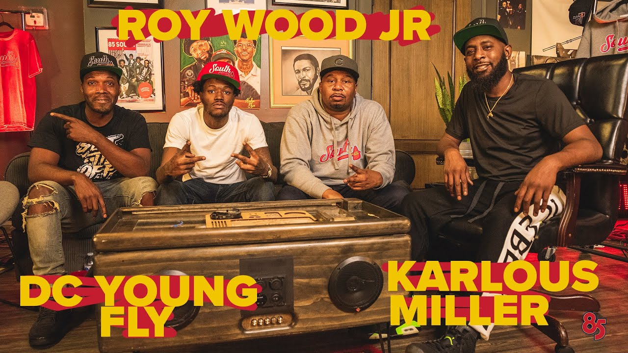 Download Roy wood Jr in the trap! With DC Young Fly, Karlous Miller and Chris Jones