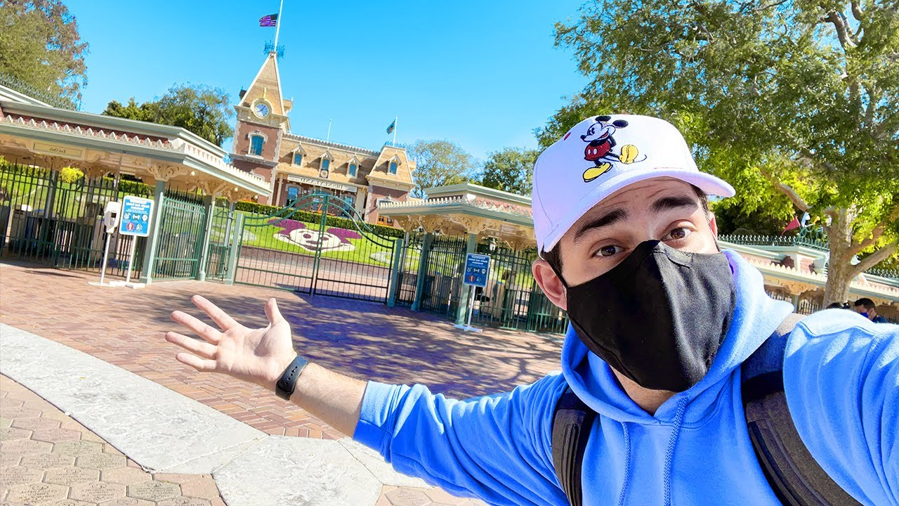 Disneyland Reopening Soon | Rides Are Testing! | California Adventure, Downtown Disney Merch & Food