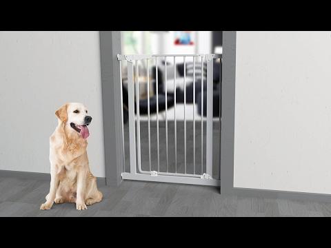 Barrera de seguridad MARA Puerta de seguridad para evitar el paso de perros