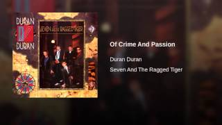 Of Crime And Passion