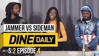 Jammer vs Sideman - Dine Daily [S2:E4] | GRM Daily