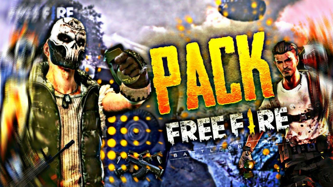 Pack Free Fire Renderswallpaperspngs
