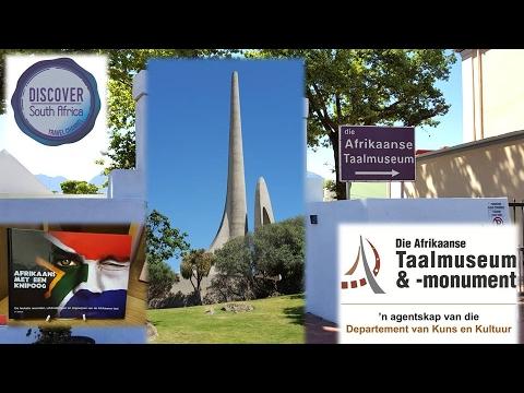 Afrikaanse Taalmuseum en -Monument, Paarl, Cape Winelands