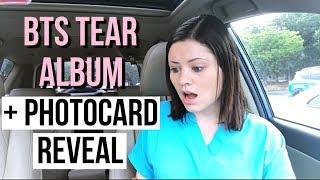 I Got My Last 2 BTS Tear Albums!! + Photocard Reveal