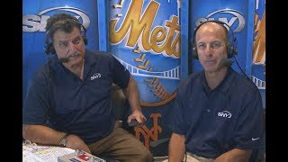 Cadillac Post Game Extra -07/26/18-; the Mets win over the Pirates, 12-6