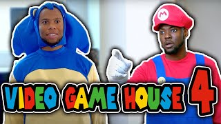 VIDEO GAME HOUSE 4