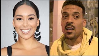 Gloria Govan L0SES IT While Trying To Keep Matt Barnes From Kids