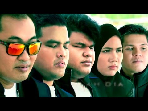 Kaulah Dia - Caliph Buskers (Official Lirik Video)