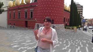 Театр-Музей Сальвадора Дали в Фигерасе - Каталония - Испания