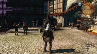 [Bottleneck Test] Witcher 3 | i5 3570 vs i7 3770 GTX1070 Novigrad 1080p