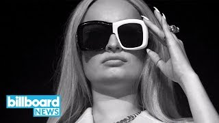 Gambar cover Kim Petras Releases Halloween Album 'Turn Off the Light' | Billboard News