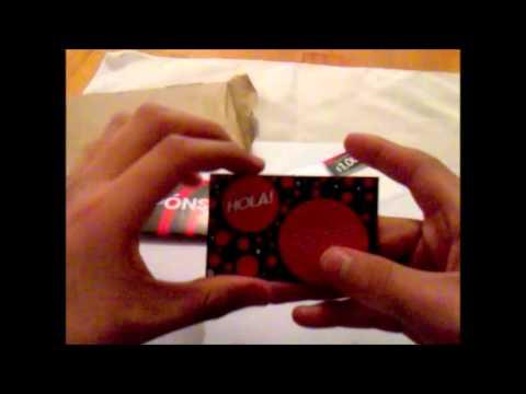 Unboxing Sim Card Virgin Mobile