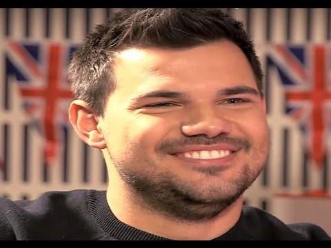 INCREIBLE Taylor Lautner GORDO! - YouTube