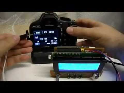 Ip camera control arduino - YouTube