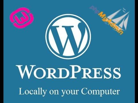 How to Install WordPress on Windows 10 / 8.1 / 7