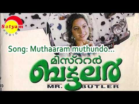 Muthaaram muthundo  - Mr Butler