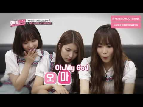 [ENG SUB] 160804 SHOWTIME Ep. 5 (Mamamoo X Gfriend) Full Episode