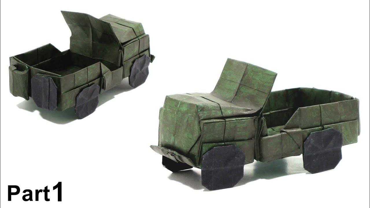 Amazon.com: Origami Cars, Trucks & Trains Kit: Kit Includes 2 ... | 720x1280