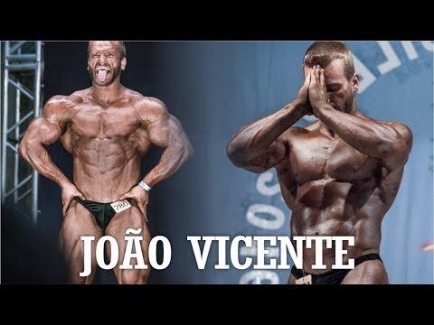 João Vicente Bodybuilder - Homenagem