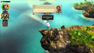 Let's play Pirates of Black Cove EP 1: The Pirates life for me!