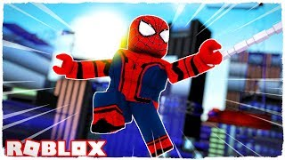 👉 ICH IN SPIDERMAN - ROBLOX