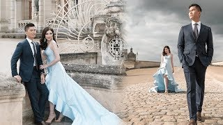 Video Crazy Rich Surabaya, Pre Wedding Jusup Maruta Cahyadi dan Clasissa di Lima Benua