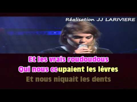 COEUR DE PIRATE   MISTRAL GAGNANT I G JJ Karaoké Karaoké