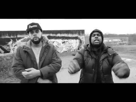 Roysson Ft Jamal Gold - Badman MC I (STEVENAGE UK GRIME CYPHER VIDEO)