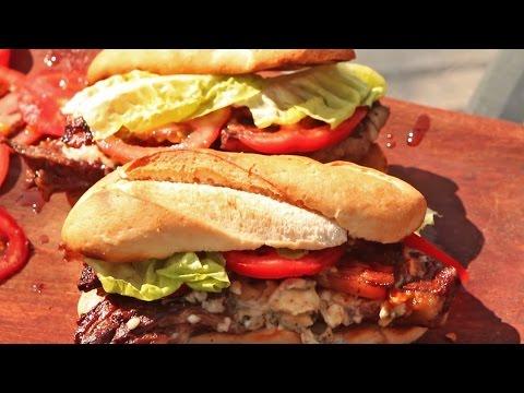 Sandwich de Marucha (MaruchaPan)! Receta de Locos X el Asado