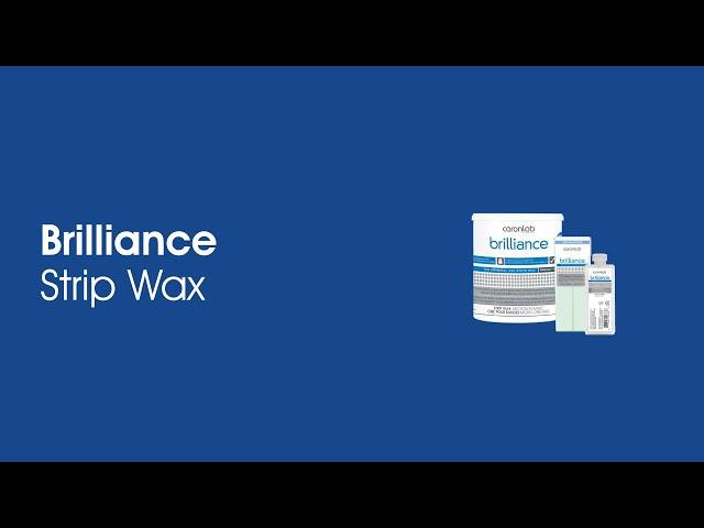 Brilliance   Strip Wax