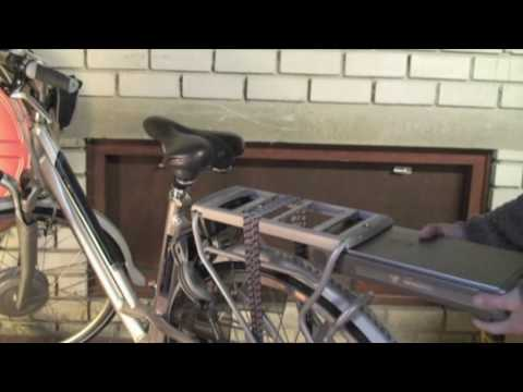elektrische fiets sparta ion software update summov youtube