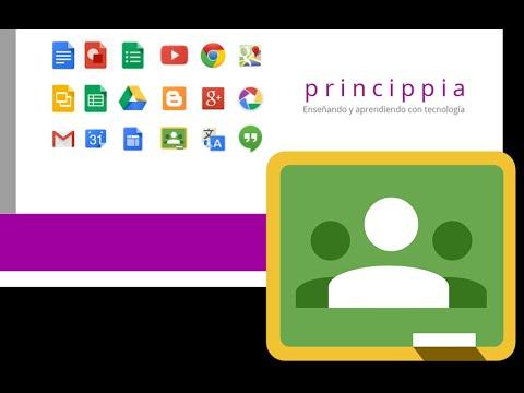 Empieza a usar Google Classroom en 5 pasos
