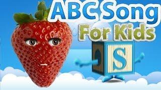 ABC Song, Phonics,  English, Children, Nursery Rhymes, Alphabet for kids