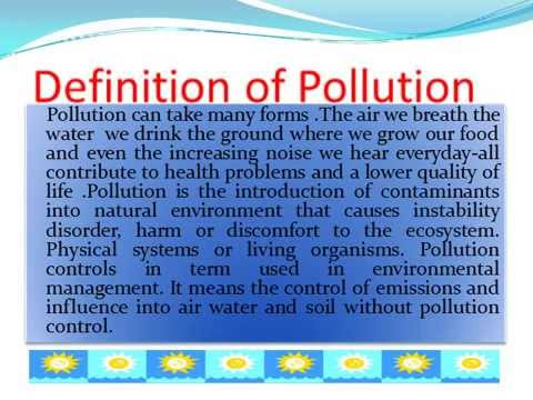 Ways to prevent water pollution essay