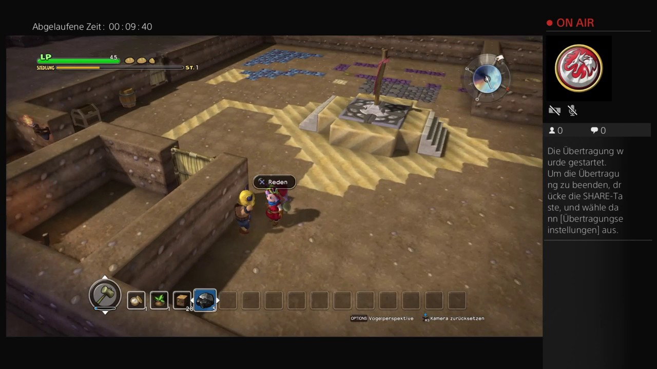 Dragon quest builders kapitel 3 youtube dragon quest builders kapitel 3 malvernweather Images