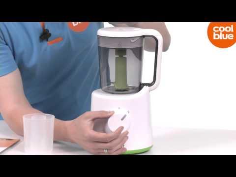 Philips SCF870 AVENT blender productvideo (NL/BE)