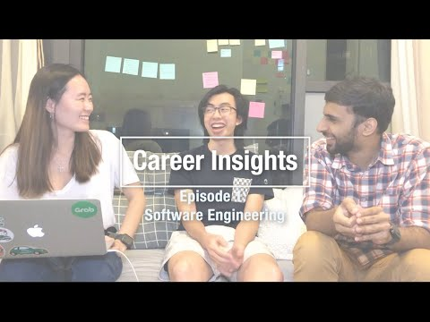 Software Engineering Career in Singapore! Q&A Session