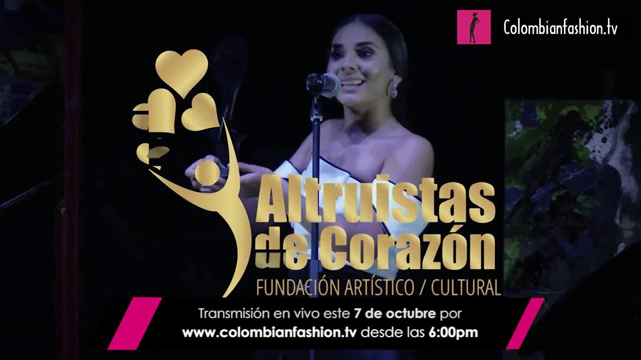 No se pierda nuestra transmisión en vivo en los Premios al Talento y la Moda vallecacucana