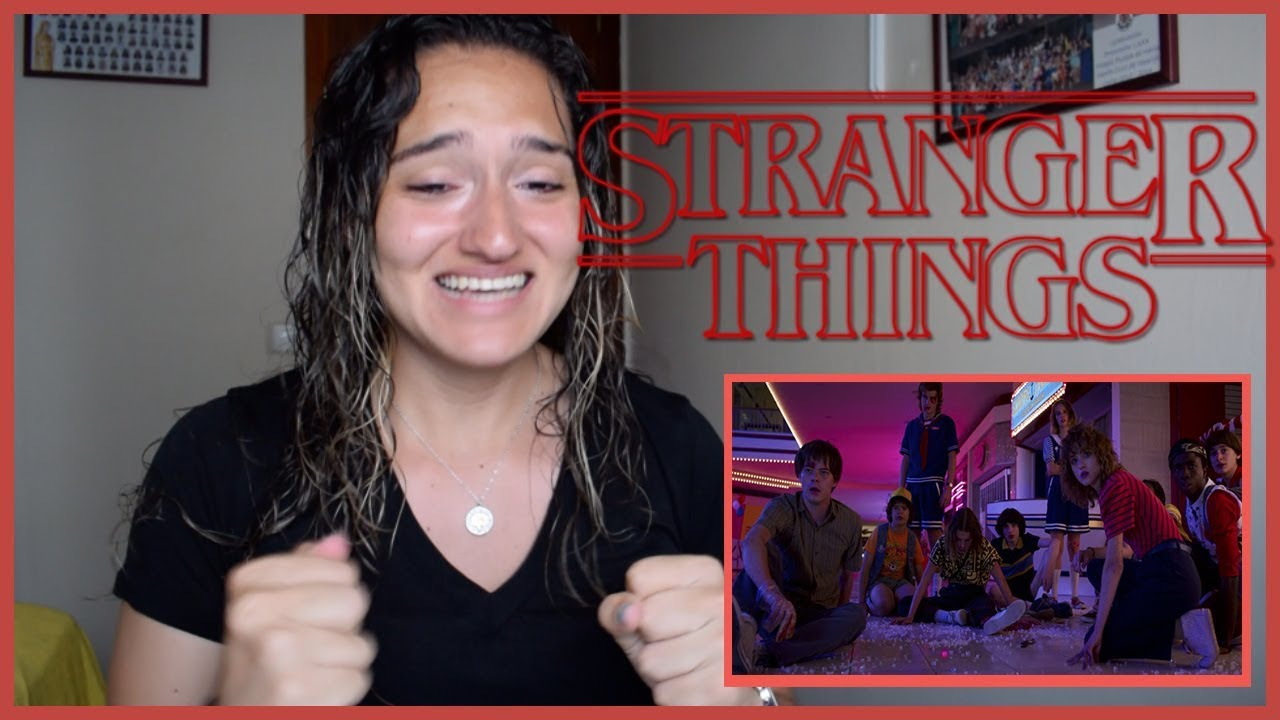 Stranger Things Season 3 Episode 8 Reaction to