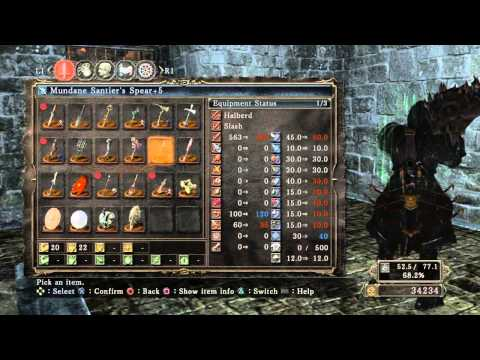 Dark Souls  Cleric Build Pvp