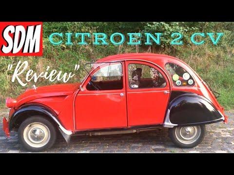 Review Citroen 2cv Año 1977 | Somos De Motor
