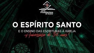 ips 34 anos || Culto Noturno 27/09 - Rev Carlos Henrique
