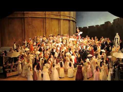 """CARMEN 26/05/13 VIENNE - ACTE IV Part 2/4 (De """"Les Voici"""" à """"Prends Garde"""")"""