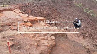 Penemuan Situs Suci Kerajaan Singosari di Proyek Tol Pandaan Malang