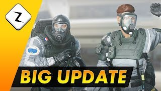 Lion's Big Update.. - Rainbow Six Siege