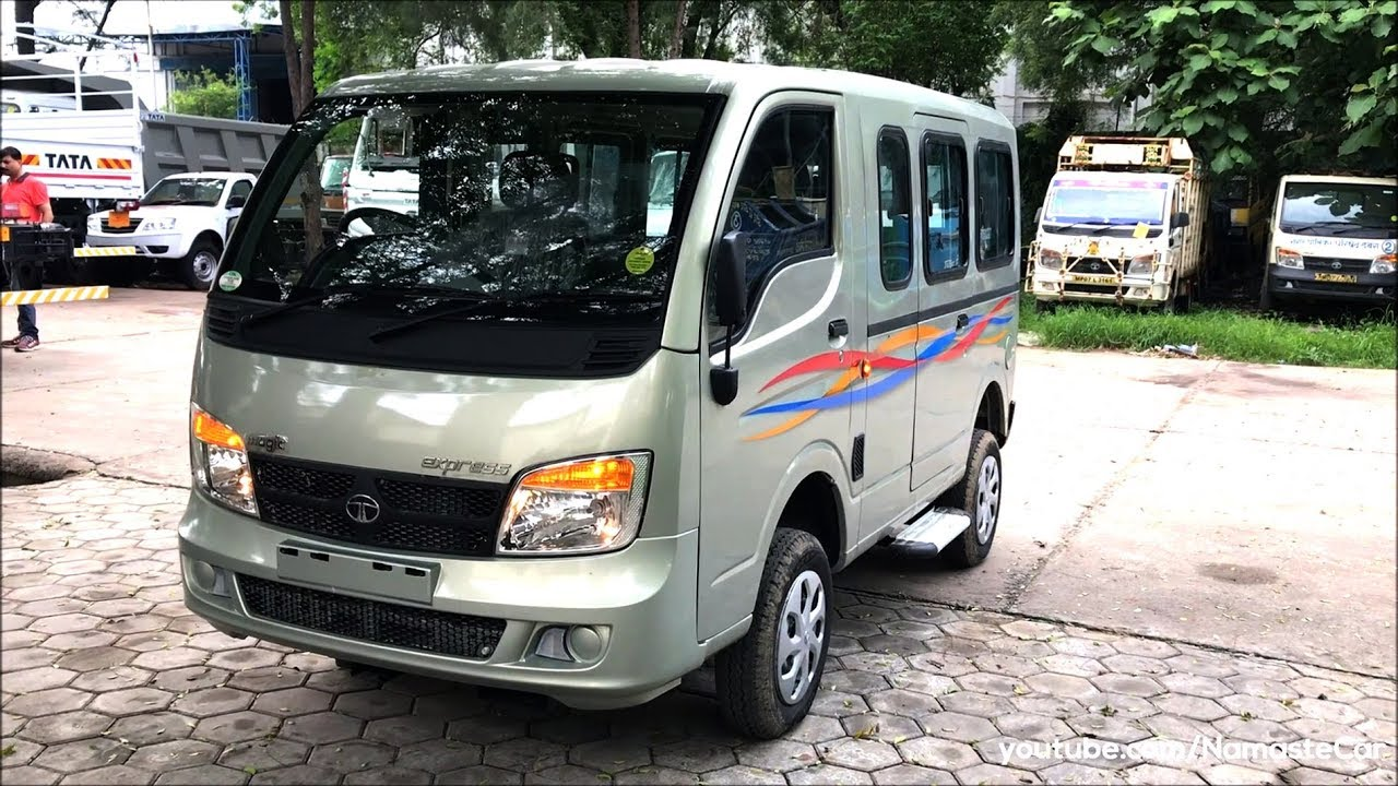 Tata Magic Express/Mantra 2018 | Real-life review