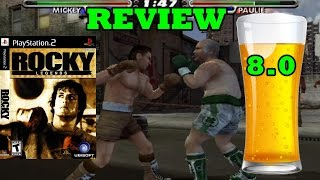 DBPG: Rocky Legends Review (PS2)