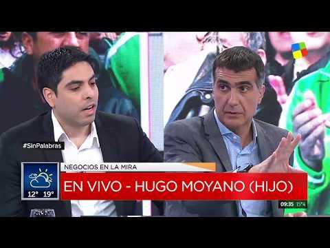 Hugo Moyano (H) en BDA: Es un ataque sistemático
